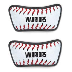 Baseball Repwell™ Sandal Straps - Personalized Baseball Stitches