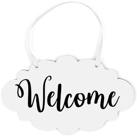 Cloud Sign - Welcome