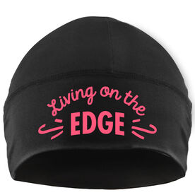 Beanie Performance Hat - Gymnastics Living On The Edge