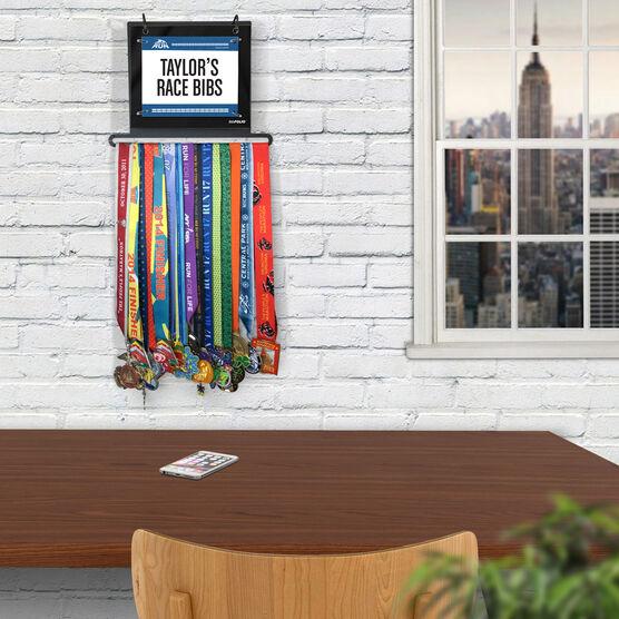 BibFOLIO+™ Race Bib and Medal Display Runner's Bib