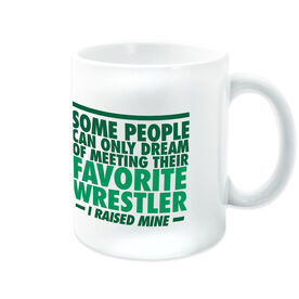 Wrestling Coffee Mug Favorite Wrestler