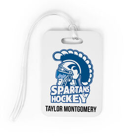 Hockey Bag/Luggage Tag - Custom Logo