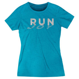 Women's Everyday Runners Tee Run Joy