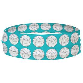 Volleyball Multifunctional Headwear - Volleyball Pattern RokBAND