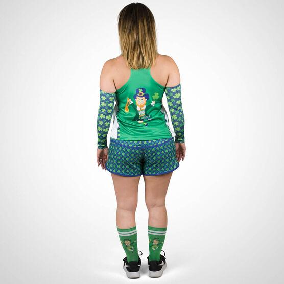 Lucky Leprechaun Runner Running Outfit