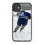 Hockey iPhone® Case - Custom Photo
