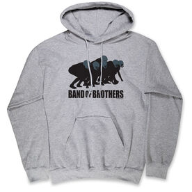Football Standard Sweatshirt Football Band of Brothers