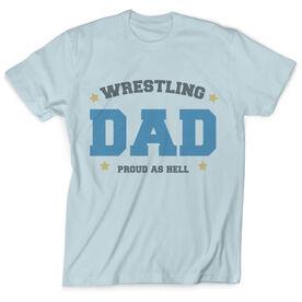 Vintage Wrestling T-Shirt - Wrestling Dad