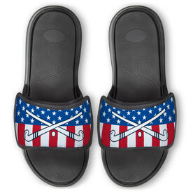 Field Hockey Repwell™ Slide Sandals - USA Field Hockey