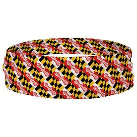 Lacrosse Multifunctional Headwear - Maryland RokBAND