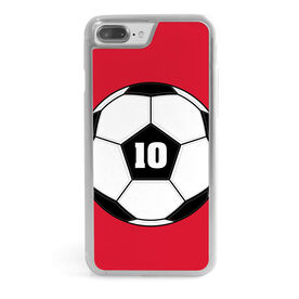Soccer iPhone® Case - Personalized Soccer Ball