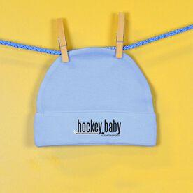 Hockey Baby Cap