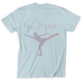 Vintage Figure Skating T-Shirt - Go Figure