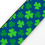 Athletic Juliband No-Slip Headband - Clover Pattern