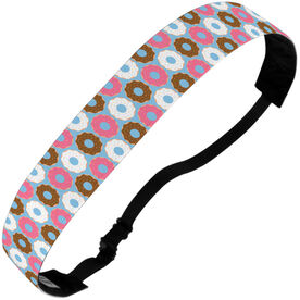 Athletic Julibands No-Slip Headbands - Donuts