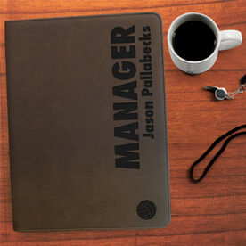 Volleyball Executive Portfolio - Big Manager Name