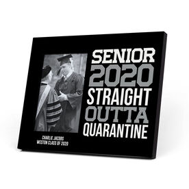 Photo Frame - Senior 2020 Straight Outta Quarantine