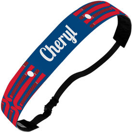 Field Hockey Julibands No-Slip Headbands - Personalized Field Hockey Pattern