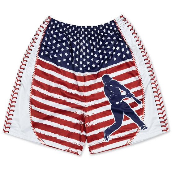 USA Baseball Shorts