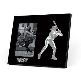 Softball Photo Frame - Batter
