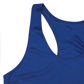Women's Racerback Performance Tank Top - My Sport Is Your Sports Punishment (Athletic)