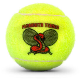 Your Logo Tennis Ball