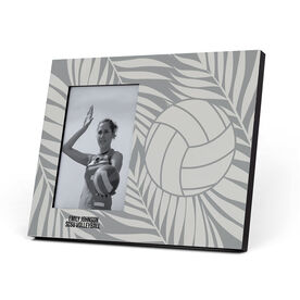 Volleyball Photo Frame - Beach Volleyball