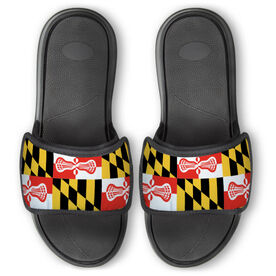 Lacrosse Repwell® Slide Sandals - Maryland