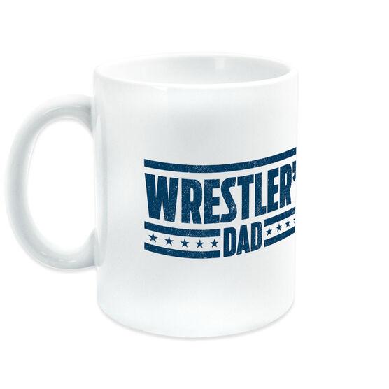 Wrestling Coffee Mug Dad