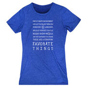 Women's Everyday Runners Tee - Runner's Favorite Things