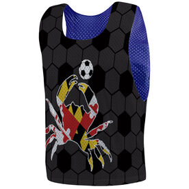 Soccer Pinnie - Maryland Soccer