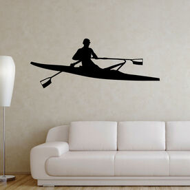 Crew Boat Removable ChalkTalkGraphix Wall Decal