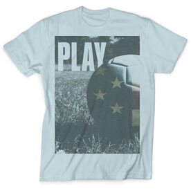Vintage Soccer T-Shirt - Play