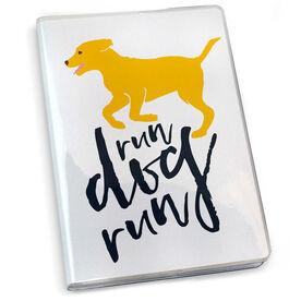 Running Journal Run Dog Run