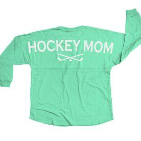 Hockey Statement Jersey Shirt Hockey Mom