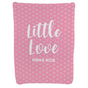Personalized Baby Blanket - Little Love