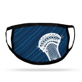 Guys Lacrosse Adult Face Mask - Lightning Lacrosse
