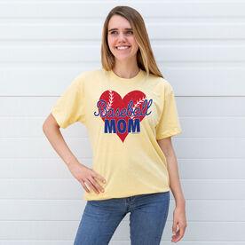 Baseball Tshirt Short Sleeve Baseball Mom
