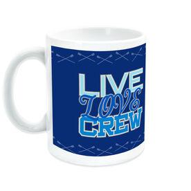 Crew Coffee Mug Live Love