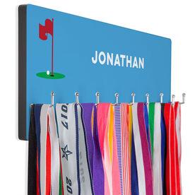 Golf Hook Board Hole in One