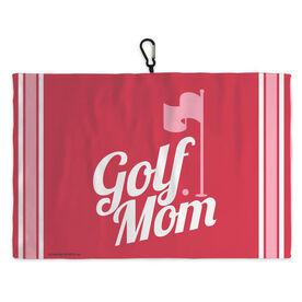 Golf Bag Towel Golf Mom