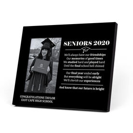 Photo Frame - Seniors 2020 Our Future Is Bright