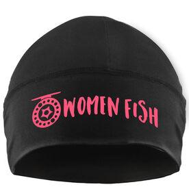 Beanie Performance Hat - Reel Women Fish