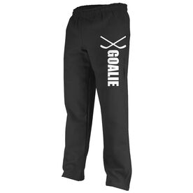 Hockey Fleece Sweatpants Hockey Your Position