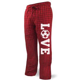 Soccer Lounge Pants Love