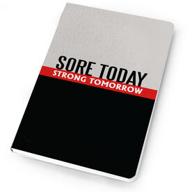 Cross Training Notebook Sore Today Strong Tomorrow