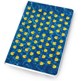 Volleyball Notebook Rubber Ducky