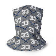 Baseball Multifunctional Headwear - Custom Team Number Repeat RokBAND