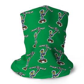 Seams Wild Baseball Multifunctional Headwear - Snax (Pattern) RokBAND