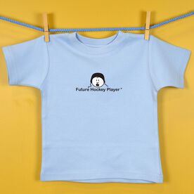 Future Hockey Player Baby T-Shirt